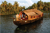 Houseboat_Cruise_Kerala  , Thekkady Holiday Packages