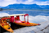 Shikara Dal Lake Kashmir Copy  , Best Of Kashmir With Srinagar, Pahalgam, Gulmarg, Sonmarg & Houseboat -  Nights |  Days
