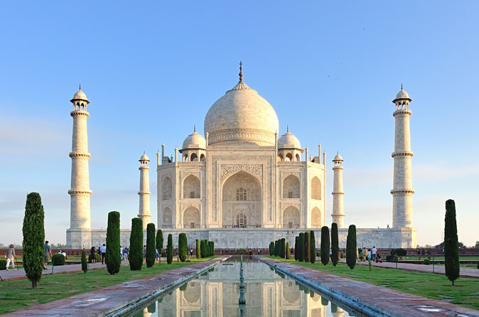 Private Same Day Trip to Agra from Delhi including Tour to Taj Mahal, Agra Fort and Itmad-ud-Daulah