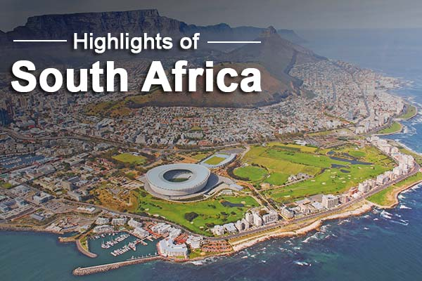 South Africa Holiday Tour Package With Garden Route