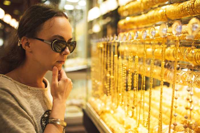 Deira Gold Souq - Best places or attractions to visit in Dubai