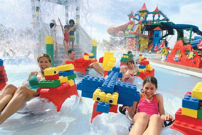 Legoland Water Park - Best places or attractions to visit in Dubai
