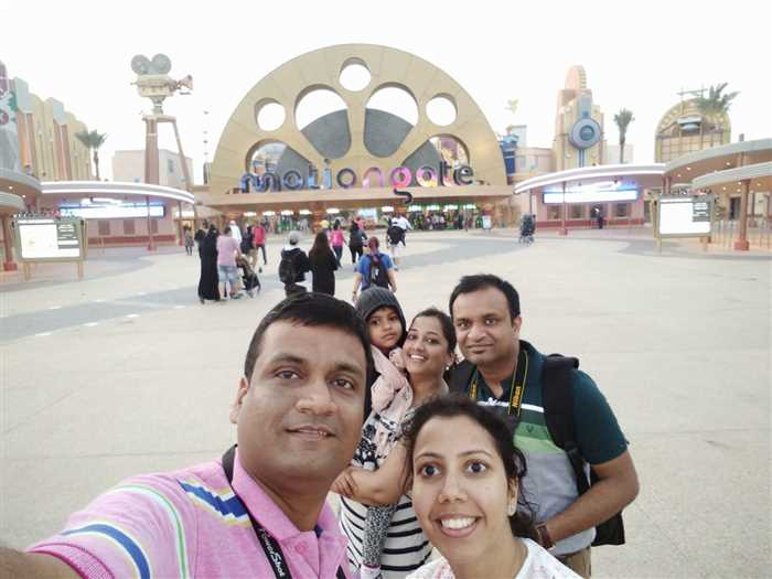 Motiongate Dubai - Best places or attractions to visit in Dubai