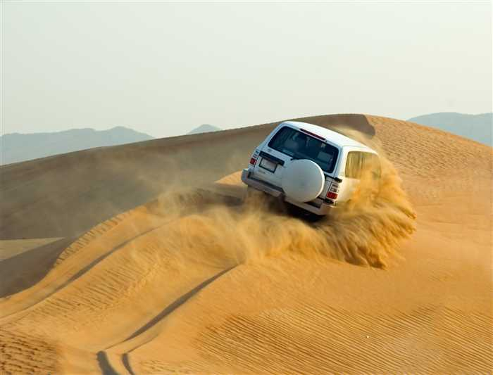 desert safari Dubai holiday