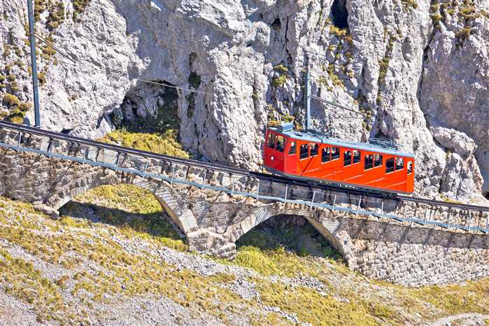 Swiss Travel Pass - Mount Pilatus, Switzerland