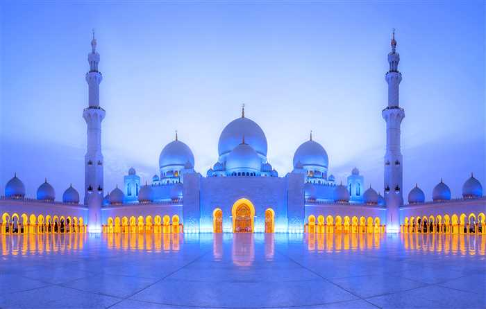 Sheikh Zayed Grand Mosque, Abu-Dhabi, UAE copy