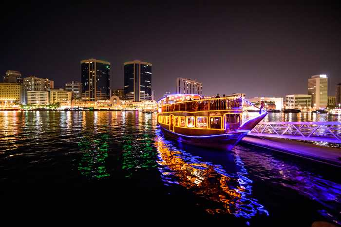 Dhow Cruise - Best places or attractions to visit in Dubai
