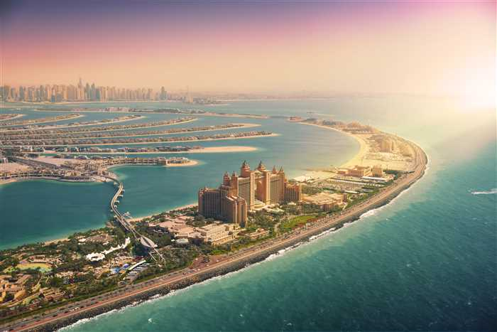 Atlantis Hotel - top attractions and places to visit in Dubai