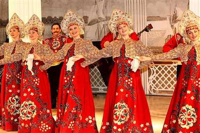 Russian National Folklore Show in Nikolayevsky Palace | La Vacanza