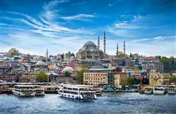 Istanbul The Capital Of Turkey,