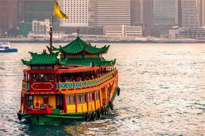 Boat Hong Kong Harbour Holiday Package , Best Of Hong Kong, Macau And Shenzhen