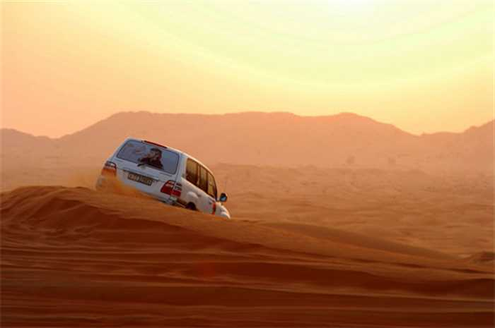 Desert Safari , Dubai With Desert Safari, Dhow Cruise & City Tour