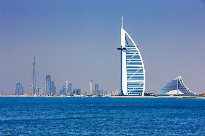 Dubai  Burj Al Arab , Best Of Switzerland And Dubai
