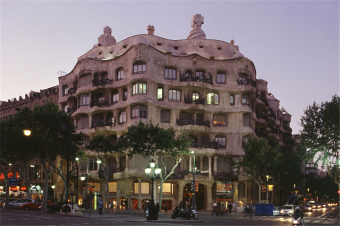 Gaudi Barcelona , Best Of Spain
