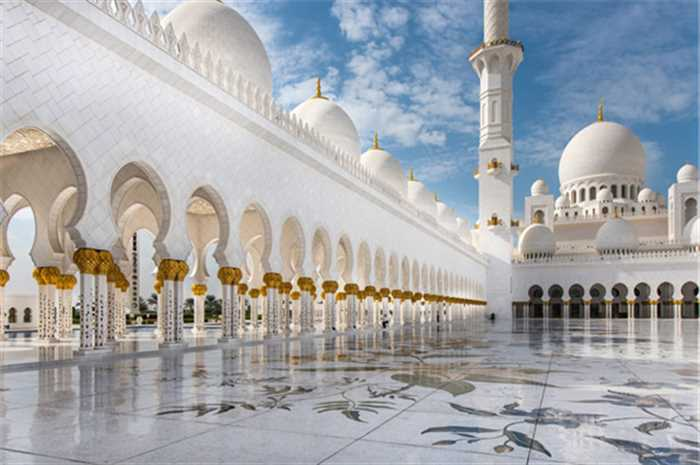 Grand Mosque Abu Dhabi , Best Of Dubai And Abu Dhabi