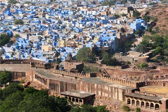 Jodhpur , Best Of Rajasthan With Agra