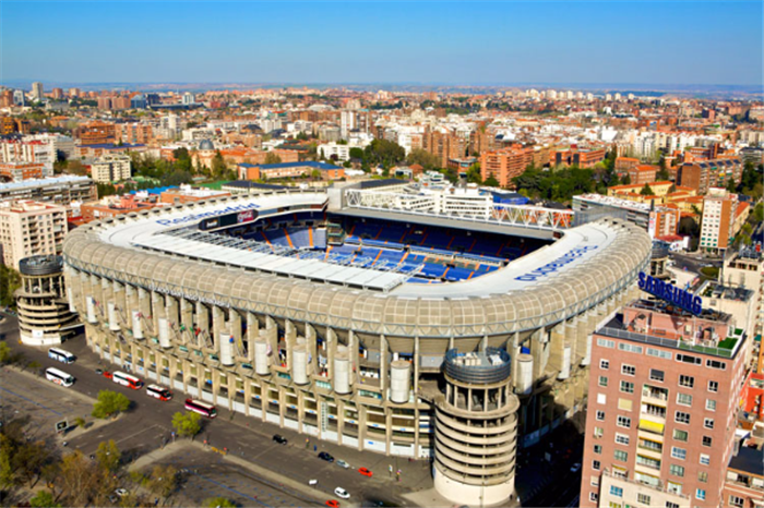 Real Madrid Stadium , Best Of Spain