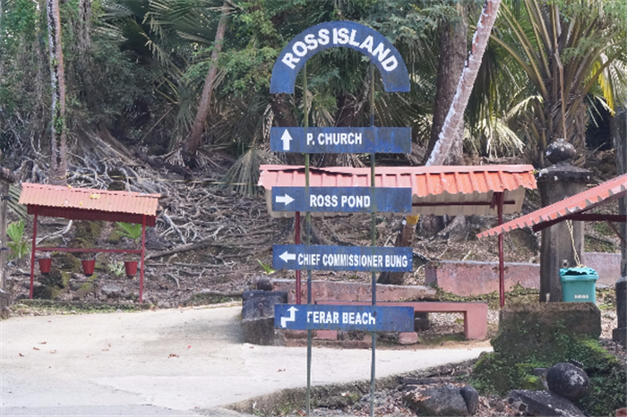 Ross Island Andaman Holiday Package , Best Of Andaman Islands - Port Blair, Havelock & Neil Island