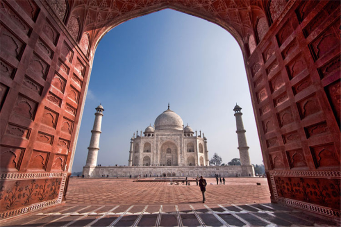 Taj Mahal Copy , Golden Triangle Tour - Delhi, Agra, Jaipur