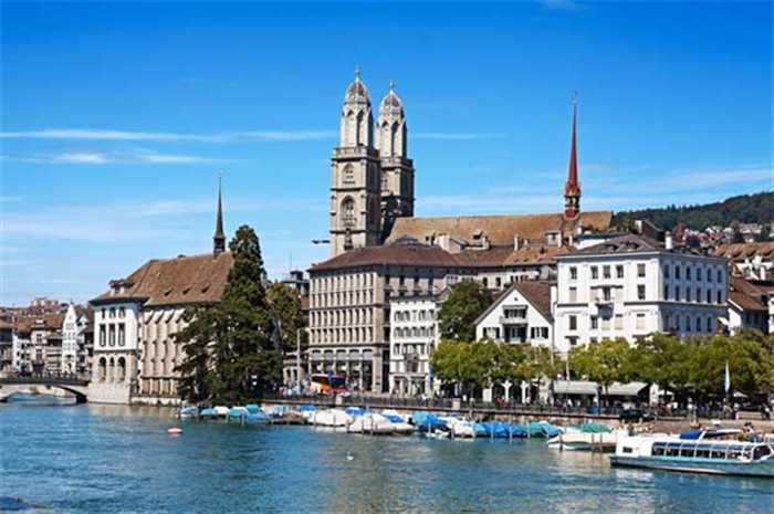 Zurich Lake Switzerland Swiss Holiday , Best Of Switzerland And Dubai