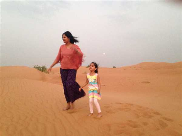 Dubai desert dunes, a wonderful experience of desert safari
